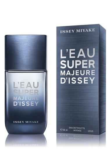 Issey Miyake Eau Super Majeure Edt 100Ml Erkek Parfüm Renksiz